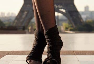 La mode à vos pieds grâce aux chaussettes