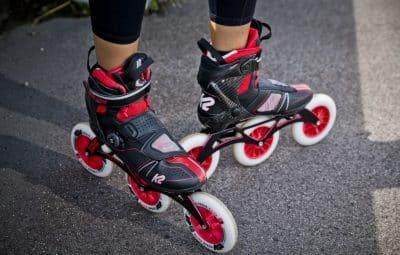 patin à roue alignée
